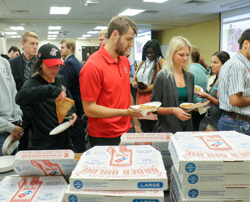 Pizza Social October 2015